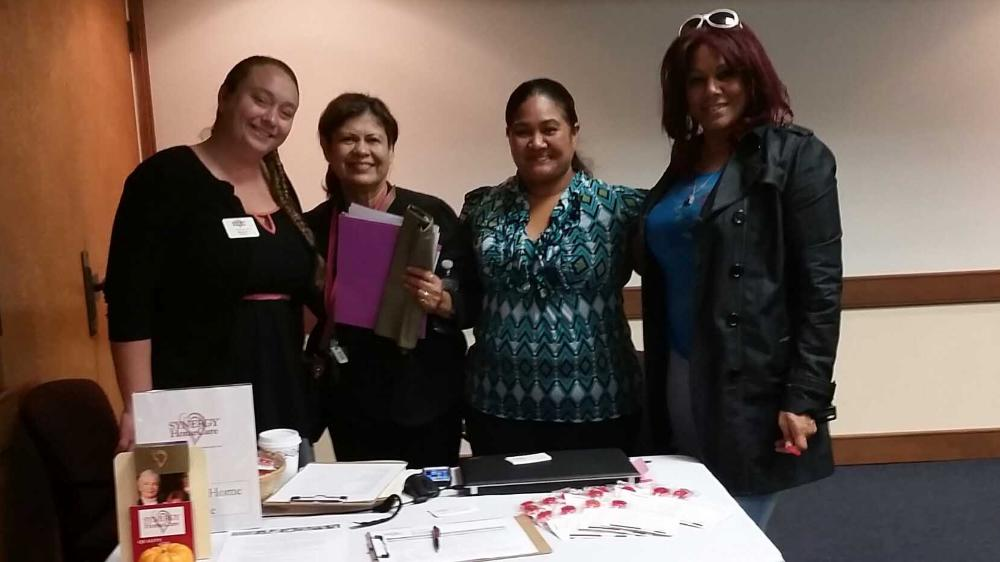ESL at SSF Job Fair 2014
